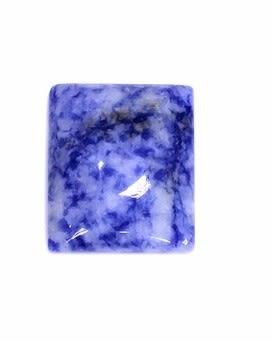 [協貿國際]天然方鈉石戒面DIY手工飾品配件(5入價)