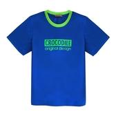 『小鱷魚童裝』吸濕排汗LOGO運動衣(02號~10號)557430