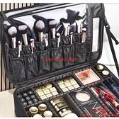 化妝包女便攜大容量專業化妝師跟妝品收納包紋繡工具箱盒【CH伊諾】
