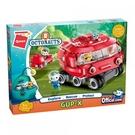 《 QMAN 》海底小縱隊系列積木-馬蹄蟹艇 / JOYBUS玩具百貨