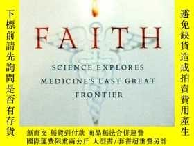 二手書博民逛書店The罕見Healing Power of Faith : Science Explores Medicine s