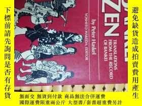 二手書博民逛書店Bankei罕見Zen(translations from re