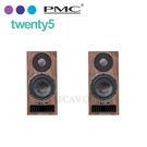 【新竹音響勝豐群】PMC  twenty5.21  胡桃木/書架型喇叭(不含腳架)
