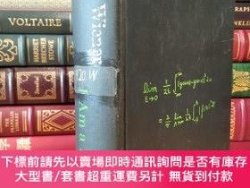 二手書博民逛書店控制論的創始人罕見Norbet Wiener . I Am a MathematicianY354044 No