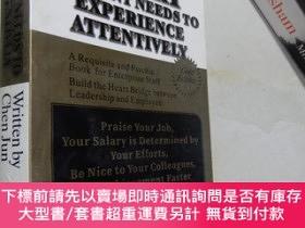 二手書博民逛書店Salary罕見payment needs to experience attentively(英文原版)Y1