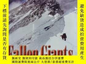 二手書博民逛書店Fallen罕見Giants: A History of Himalayan Mountaineering fro