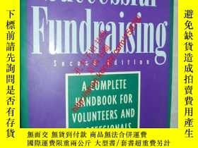 二手書博民逛書店Successful罕見Fundraising : A Comp