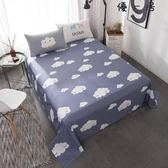 床組單件純棉單人卡通1.8m床雙人被單