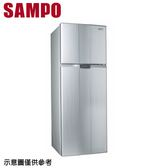 好禮送【SAMPO 聲寶】406公升定頻雙門冰箱SR-A46G(S2)