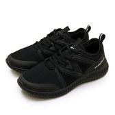 LIKA夢 GOODYEAR 固特異專業輕量迴彈慢跑鞋 FUTURISTIC未來式系列 黑 93189 男