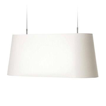 荷蘭 Moooi Oval Light Suspension Lamp 105cm 荷蘭設計 長橢圓 寬型 吊燈