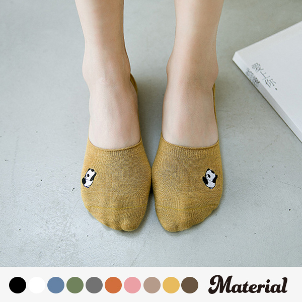 淺口襪 多色防滑淺口襪 MA女鞋 K1034