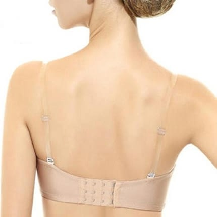 (全館一件免運)DE shop - (1對)隱形胸罩 內衣透明肩帶 (FR-706)