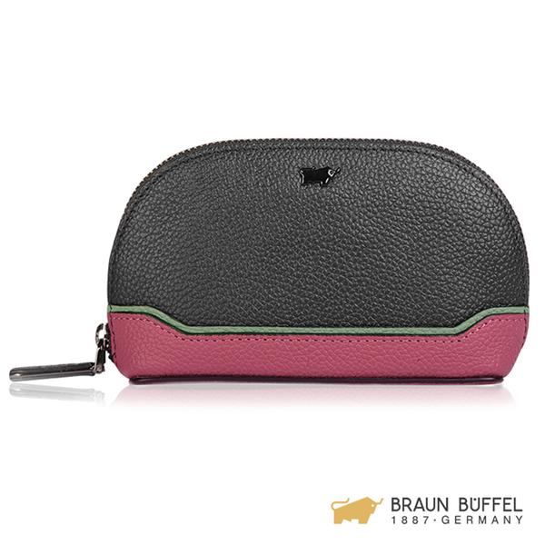 【BRAUN BUFFEL】蘇珊系列萬用包 - 黑色 BF620-720-BK