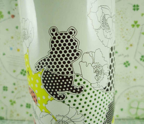 【震撼精品百貨】Winnie the Pooh 小熊維尼~保溫瓶-花