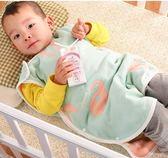 睡袋 嬰兒睡袋寶寶春夏季無袖薄款新生兒棉質紗布睡袋嬰幼兒夏天防踢被【七夕情人節限時八折】