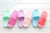 居家拖鞋 夏季浴室拖鞋男女托鞋用室內防滑軟底情侶家居洗澡塑料涼拖鞋
