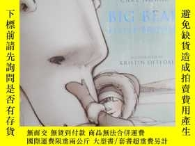 二手書博民逛書店Big罕見bear little brother. ..Y124