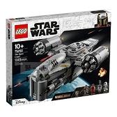 75292【LEGO 樂高積木】STAR WARS 星際大戰系列 - 剃刀冠號The Razor Crest