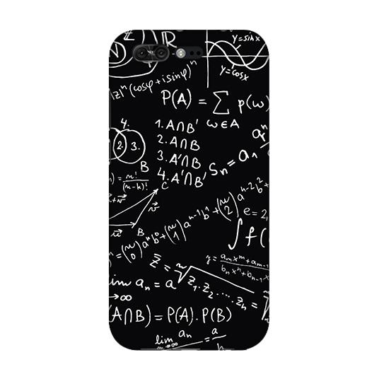 [ZS551KL 軟殼] 華碩 ASUS ZenFone 4 Pro Z01GD 手機殼 外殼 保護套 數學公式
