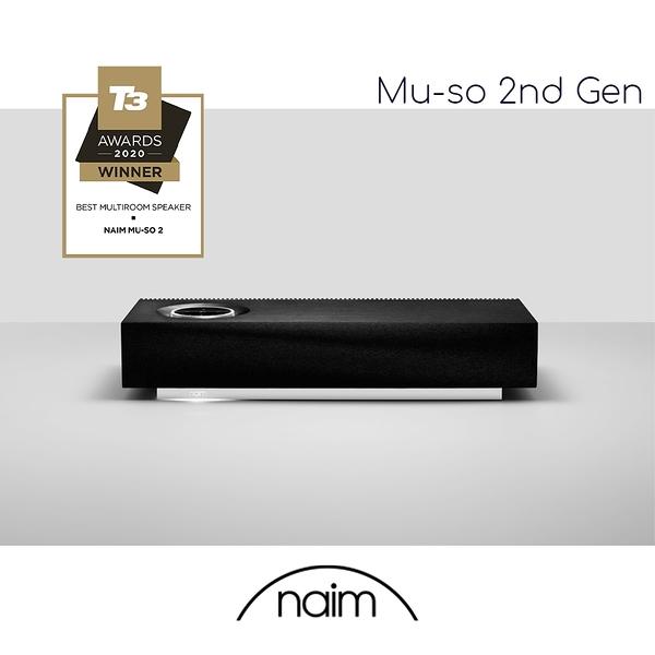 英國 Naim Audio Mu-so 2nd Gen 無線音樂系統 音寶公司貨