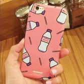 [24hr 火速出貨] 手機殼 夏日 清涼 甜品 汽水 蔬菜 磨砂 軟殼 保護套 可愛 個性 蘋果 iphone 6 plus 6s