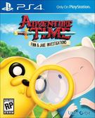 PS4 Adventure Time Finn and Jake Investigations 探險活寶:阿寶與老皮的史詩冒險(美版代購)