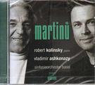 【正版全新CD清倉 4.5折】序曲/鋼琴協奏曲 羅伯特Kolinsky -馬蒂奴