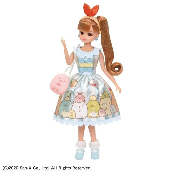 【莉卡娃娃】LD-08 角落小夥伴莉卡