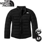 【The North Face 女 可套式700FP鵝絨保暖外套 《黑》】4NAG/羽絨衣/保暖外套/夾克