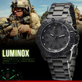 【腕時計本舖】LUMINOX 雷明時 NAVY SEAL STEEL COLORMARK 44mm/BK/海/美軍指定碳纖錶/3152.BO 熱賣中!