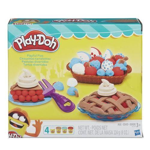 Play-Doh 培樂多 歡樂派遊戲組[衛立兒生活館]