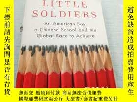 二手書博民逛書店little罕見soldiers [外文----11]Y195160 出版2017