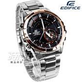 EDIFICE ERA-200DB-1A9 賽車錶數位電子羅盤錶 男錶 不鏽鋼 玫瑰金錶框 ERA-200DB-1A9DR CASIO卡西歐 日期