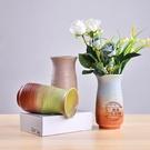 花瓶 花瓶擺件客廳插花簡約現代歐式創意客...