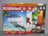 【書寶二手書T1/雜誌期刊_QKJ】BBC Knowledge_6~10期間_共5本合售_未來生活等