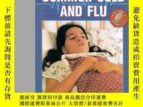 二手書博民逛書店Common罕見Cold and Flu (Diseases &