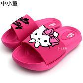 《7+1童鞋》HELLO KITTY 可愛微笑 凱蒂貓  E004  桃色