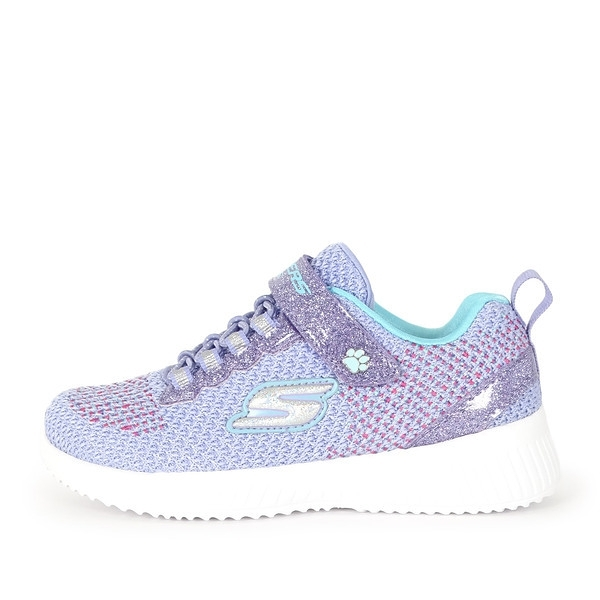 Skechers Bobs Squad [85681LLAV] 中童鞋 運動 休閒 慢跑 透氣 舒適 校園 穿搭 紫