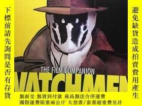二手書博民逛書店watchmen罕見《the film companion watchmen》Y354828 alan moo