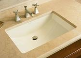 【麗室衛浴】美國KOHLER Ladena系列 長方型下崁盆 K-2215T-M-0