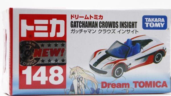 Dream TOMICA 夢幻小汽車【 TM148 gatchaman crowds insight -82895】