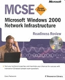二手書 《MCSE Microsoft Windows 2000 Network Infrastructure Readiness Review: Exam 70-216》 R2Y ISBN:0735609500