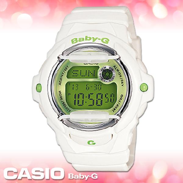 CASIO卡西歐 手錶專賣店  Baby-G BG-169R-7C 女錶 夏日風 活力休閒 防水200米 橡膠錶殼錶帶