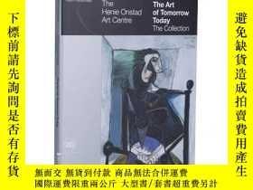 二手書博民逛書店The罕見Henie Onstad Art Centre: The Art ofY343753 Karin H