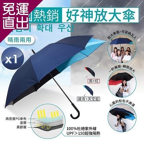 m.s嚴選 韓國熱銷好神放大傘 1入組【免運直出】