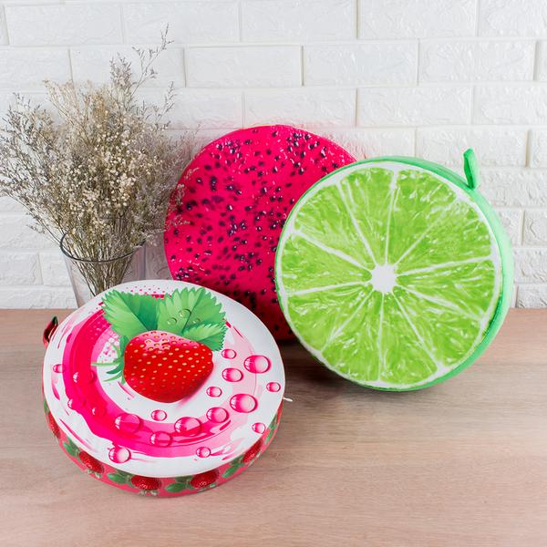 仿真水果抱枕 仿真3D水果坐墊 創意 抱枕 坐墊 午睡枕【M003】