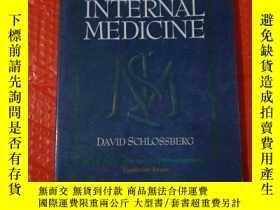 二手書博民逛書店Review罕見of INTERNAL MEDICINE 內科學