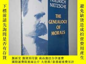 二手書博民逛書店The罕見Genealogy of Morals by Frie