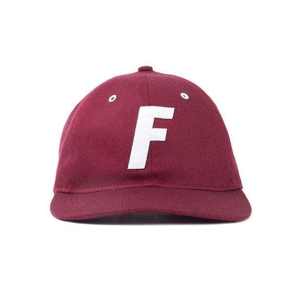 FAIRPLAY SANS MAROON 酒紅 棒球帽 素色 文字 美牌 環扣 可調式【GT Company】